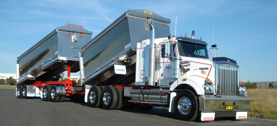 Whether you have a large truck or a small truck we can provide