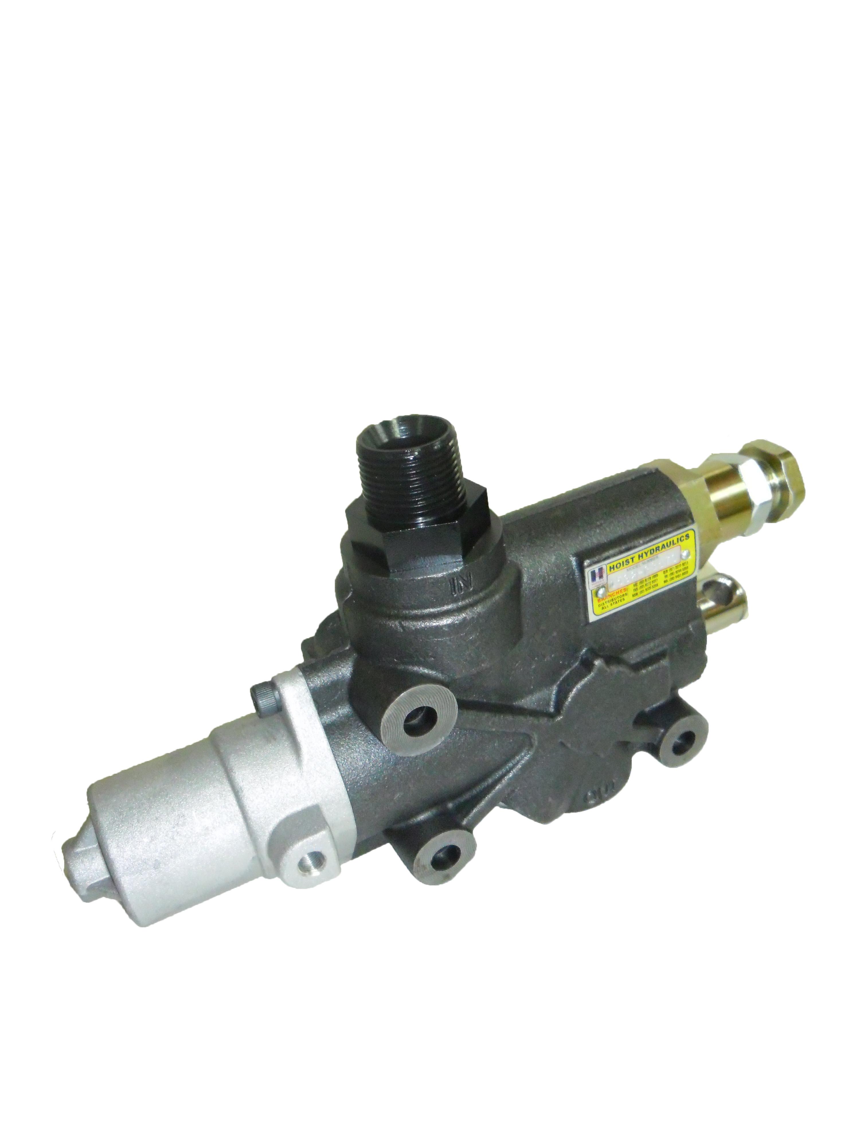 TIPPER CONTROL VALVE « Hoist Hydraulics